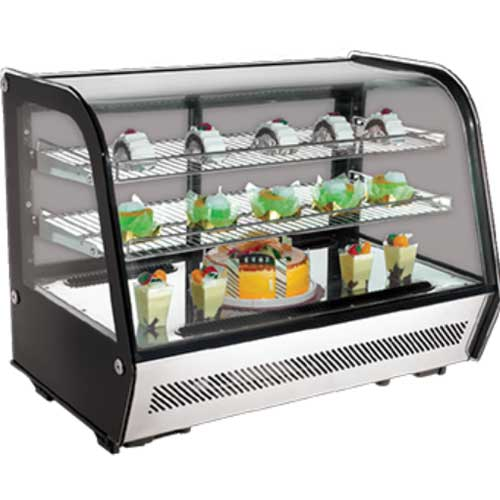 full everest countertops display refrigerated case countertop htm eve