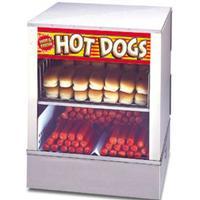 APW Wyott DS1A Hot Dog Steamer 150 Hot Dogs 60 Bun Capacity Mr Frank Series