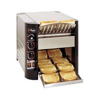 APW Wyott XTRM2 Toaster Conveyor Electric 800 Slices Per Hour Bread Bun Bagel Muffin Toaster 112 High 10 Wide Opening XTreme Series