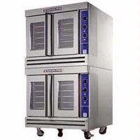 Bakers Pride BCOE2 Convection Oven Electric Double Deck Cyclone Series