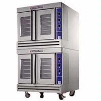 Bakers Pride BCOG2 Convection Oven Gas Double Deck 60000 BTU Cyclone Series