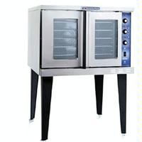 Bakers Pride GDCOE1 Convection Oven Electric Single Deck Cyclone Series