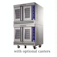 Bakers Pride GDCOG2 Convection Oven Gas Double Deck 60000 BTU Cyclone Series