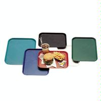 Cambro 1014FF110 Fast Food Trays 10716 x 13916 Textured Surface Black NSF Priced Each Sold in Cases of 24