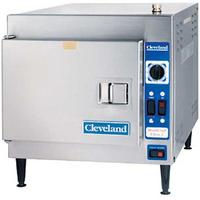 Cleveland 21CET8 Convection Steamer Countertop Electric 3 Pan Capacity Single Compartment Steamcraft Ultra