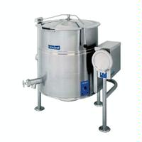 Cleveland Range KEL100T Kettle Electric TriLeg Tilting 60 Gallon 240 Quart 23 S team Jacket 960 8 Oz Servings