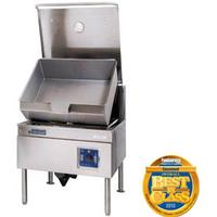 Cleveland Sgl40tr Cooking Equipment Braising Pans And