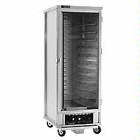 CresCor 121PHUA11D Mobile HeaterProofer Cabinet NonInsulated 11 Angled Slides