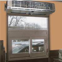 Curtron DT24EH Air Curtain Drive Through Window 24 Wide Heated