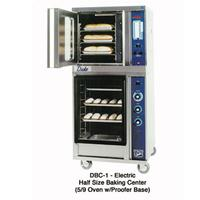Duke Mfg 59E3XXPFB1 Convection Oven Proofer Combo Electric Half Size Oven with Cook and Hold Proofer Base