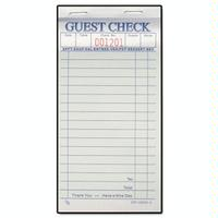 Direct Paper Supply DPSG60002 2 Part Guest Check 50 Checks Per Pad 50 Pads Per Carton sold by the carton only
