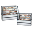 Federal Industries CGR5048 Bakery Case Refrigerated TiltOut Curved Glass 5013 Length x 48 H