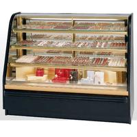 Federal Industries FCC5 Chocolate and Confectionary Case NonRefrigerated 60 34 Long x 48 High