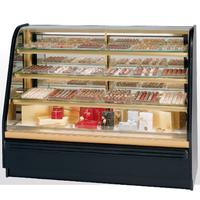 Federal Industries FCCR4 Chocolate and Confectionary Case Refrigerated Climate Controlled 48 Long x 48 High