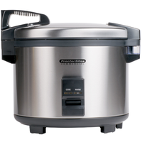 Hamilton Beach 37560R Rice Cooker Warmer Electric 60 Cups ProctorSilex
