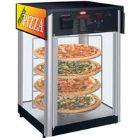 Hatco FDWD1 Heated Display Cabinet 4 Tier Circle Rack One Door With Revolving Motor Humidified FlavRFresh
