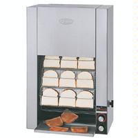 Hatco TK100208QS Toaster Vertical Conveyor 960 Slices Per Hour Bread and Bun ToasterToast King Series
