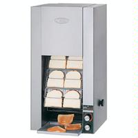 Hatco TK72208QS Toaster Vertical Conveyor 720 Slices Per Hour Bread and Bun ToasterToast King Series