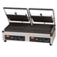 Hatco MCG20G208QS Panini Grill Electric Two Sided Grill 20 Grooved Iron Plates Thermostatic Control