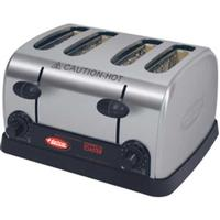 Hatco TPT240QS Toaster Popup 4 125 Wide Slots Individual Toasting Controls 320 Slices Per Hour