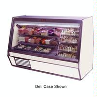 HowardMcCray SCCFS32E8 Fish and Poultry Service Display Case Single Duty 98 Long x 30 Deep x 49 High 32E Endless Design ICE REQUIRED 32 lbs per foot