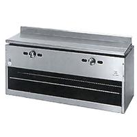 Jade JCM60 Cheesemelter Wall Mount 60 Wide Gas Infrared 50000 BTU Titan and Supreme Series