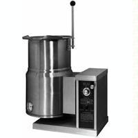 MarketForge FT10CE Kettle Electric Tabletop Tilting 10 Gallon 40 Quart