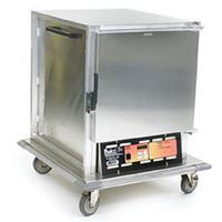 Eagle Group PCHNSSIRA225 Holding and Proofing Cabinet Heated Insulated Solid Door Half Size 8 Removable Wire Slides Panco Series