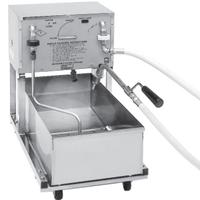 Pitco RP18 Fryer Filter Mobile 75 Lb Capacity LowProfile Reversible Pump