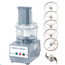 Robot Coupe R101PPLUS Combination Food Processor Vegetable Prep and Vertical CutterMixer Pulse Switch Commercial 34 HP Clear Polycarbonate Bowl