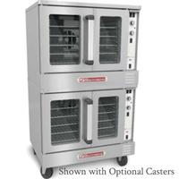 Southbend BGS22SC Convection Oven Gas Double Deck 54000 BTU Per Deck Bronze Series