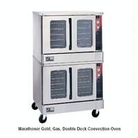 Southbend GB25SC Convection Oven Gas Double Deck Deep Depth 90000 BTU Per Deck Solid State Controls Marathoner Gold Series