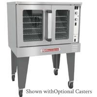 Southbend BGS12SC Convection Oven Gas Single Deck Full Size 54000 BTU Bronze Series