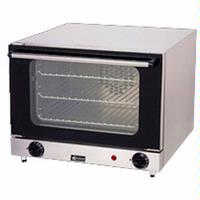 Star Mfg CCOQ3 Convection Oven Countertop Quarter Size Electric Fits 3 Quarter Size Pans