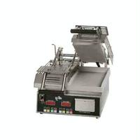 Star Mfg GR14STE Sandwich Grill Electric 14 x 14 Grill Aluminum Smooth Surface Programmable Timer ProMax Series