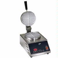 Star Mfg SWB7R1E Waffle Baker single 7 round waffle grid