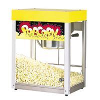 Star Mfg 39A Popcorn Popper 6 oz Yellow Top 135 Oz Servings Per Hour