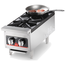 Vollrath 40736 Hotplate Countertop Gas 2 Burners 26000 BTU Each Cayenne Series