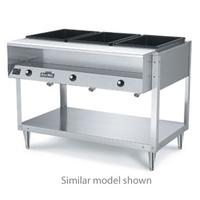 Vollrath 38002 Hot Food Table 2 Wells Individual Sealed Wells with Drains 480 Watts per Well ServeWell Series