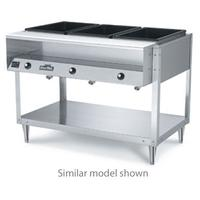 Vollrath 38102 Hot Food Table 2 Wells Individual Sealed Wells with Drains 700 Watts Per Well ServeWell Series