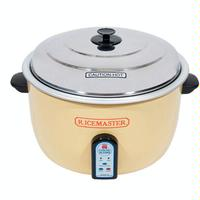 Town 57155 Rice CookerSteamer Electric 55 Cup Auto CookHold 230 Volt Ricemaster Series