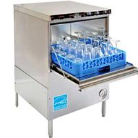 CMA Dishmachines CMA181GW Glass Washer Undercounter Hot Water Sanitizing With Booster Heater 70 D Temperature Rise 30 Racks Per Hour