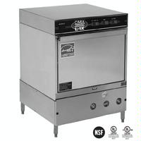 CMA Dishmachines L1X Dishwasher Undercounter 30 Racks Per Hour Low Temp Chemical Sanitizing