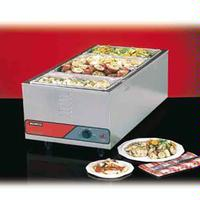 Nemco 6055A43 Food Warmer Countertop Electric 43 Size 12 x 27 Pan Size