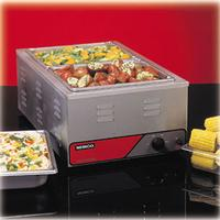 Nemco 6055A Food Warmer Countertop Electric Full Size 12 x 20 Pan Size
