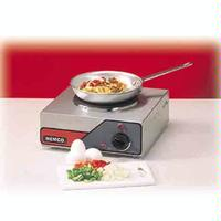 Nemco 63101 Hotplate Single Burner Countertop Electric 120v 1500 Watts 125 Amps