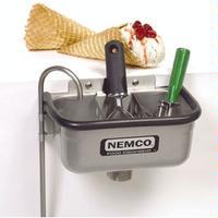 Nemco 7731610 Spadewell Ice Cream Dipper Station 10 Divider Sold Separately