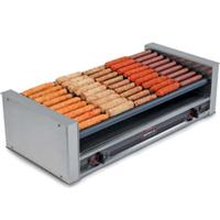 Nemco 8036 Hot Dog Grill 10 Rollers 36 Dog Capacity