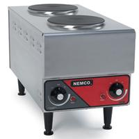 Nemco 63111240 Hotplate Electric Countertop 2 Burners