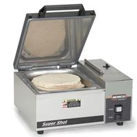 Nemco 6600 Countertop Steamer Electric 12 Size Pan Self Contained Water Reservoir Super Shot Series